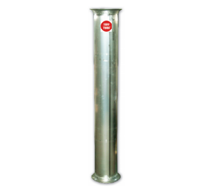 Picture of Vactor® and Vac-Con® Style Tubes  - Intake Tubes w/ Welded Flanges