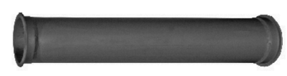 "Picture of 8"" Steel Intake Tube"