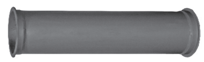 "Picture of 12"" Steel Intake Tube"