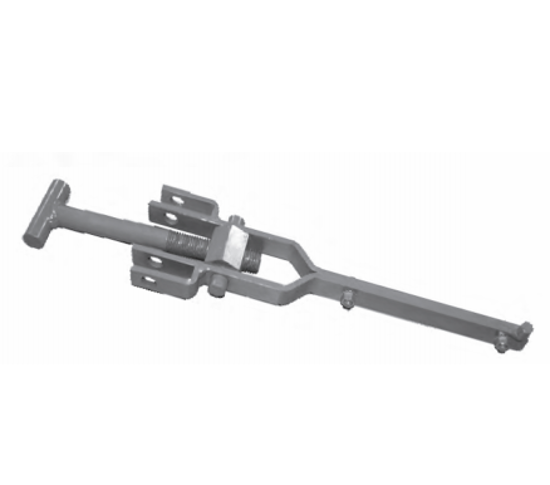Picture of Rear Door Side Lock Assembly - Complete