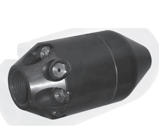 "Picture of 3/4"" Hustler Grenade Nozzle"