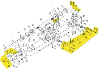 Picture of ASPC Rodder Pump - Parts